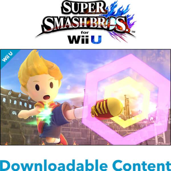 Super Smash Bros. for Wii U - Lucas DLC