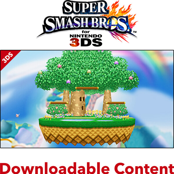 Super Smash Bros. for Nintendo 3DS - Dreamland Stage DLC