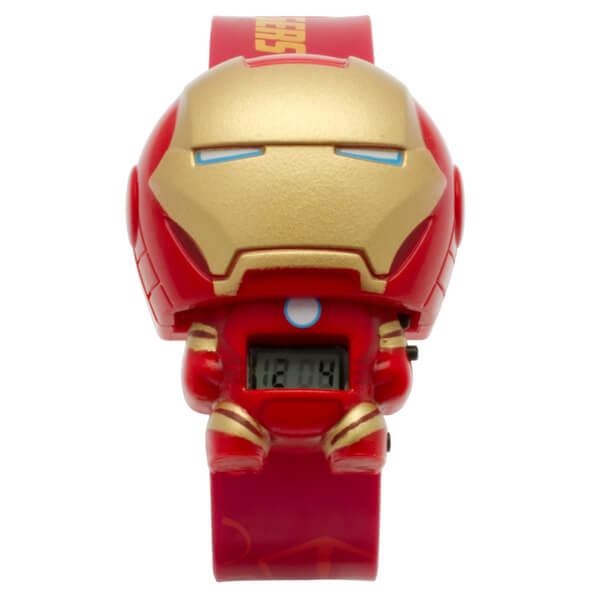 BulbBotz Marvel Iron Man Watch