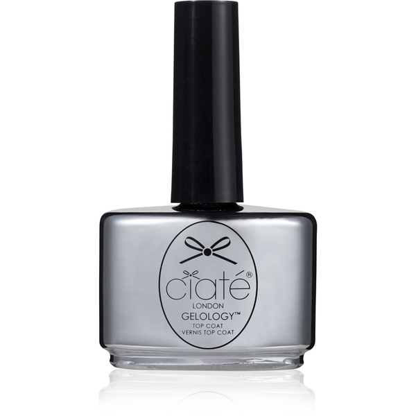 Ciaté London Gelology Nagellack - Top Coat 13,5ml