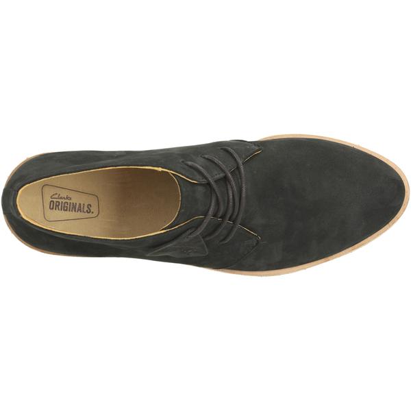 separation shoes 69bc1 dbd73 Clarks Originals Women s Phenia Desert Boots - Black  Image 3