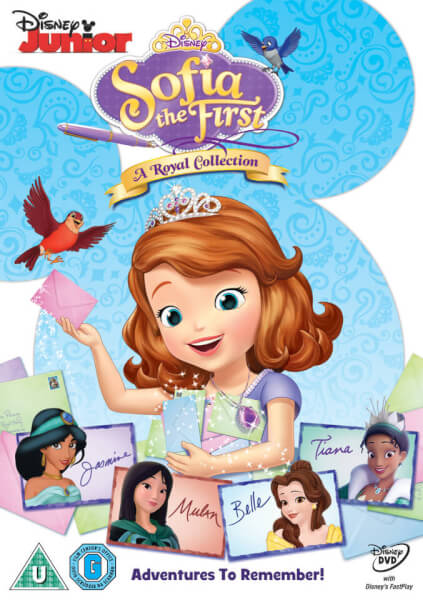 Sofia the First - A Royal Collection