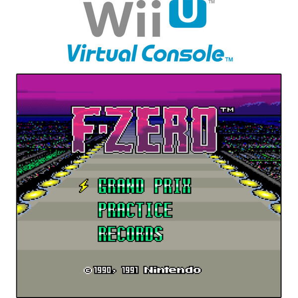 F-Zero - Digital Download