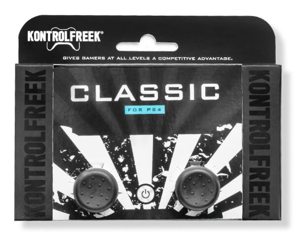 KontrolFreek FPS Thumb Grips Gamer Pack - Classic (PS4)