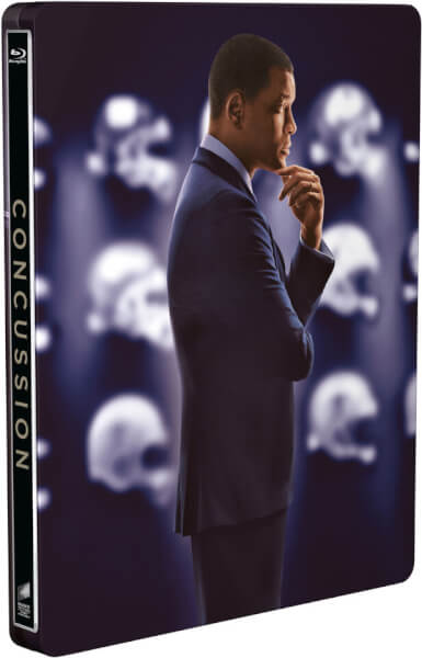 Concussion - Limited Edition Steelbook (UK EDITION)