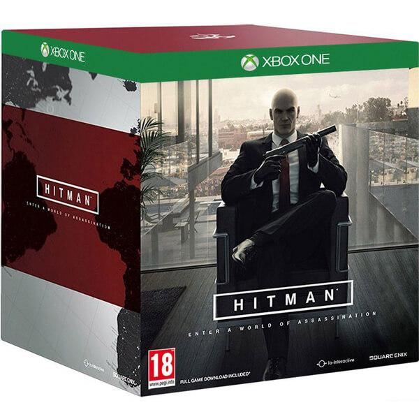 Hitman - Collector's Edition Xbox One   Zavvi.com