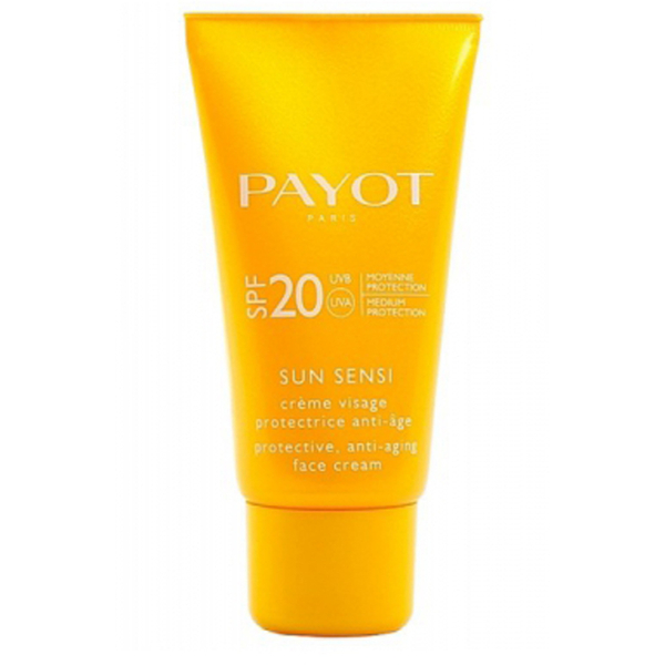 PAYOT Sun Sensi Crème Visage Protective Anti-Ageing Face Cream SPF 50+ 50 ml
