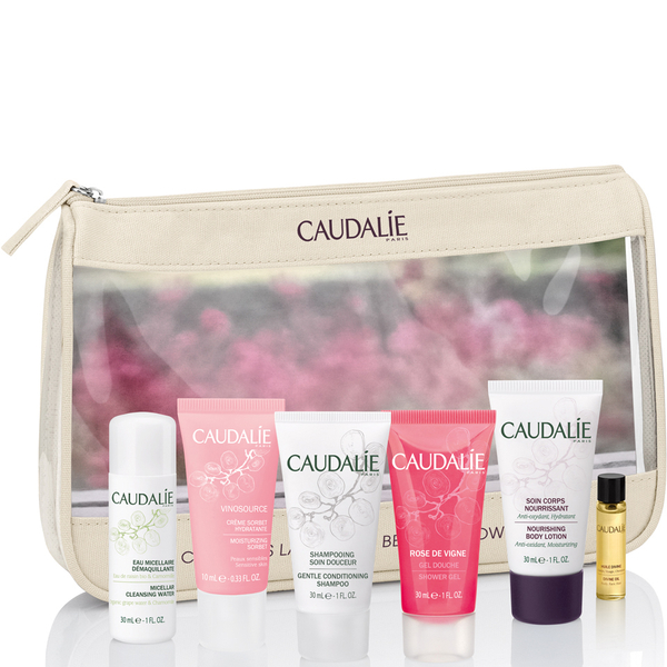 Caudalie Travel Set - Worth £17