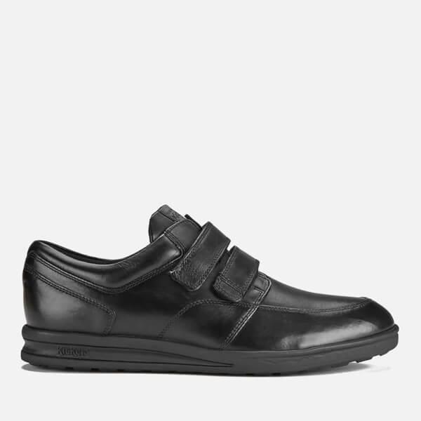 Kickers Men's Troiko Strap Shoes - Black