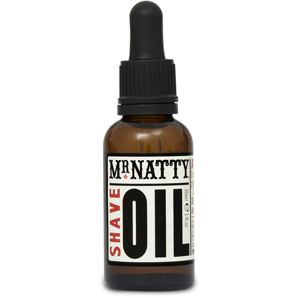 Mr Natty Shave Oil 30ml