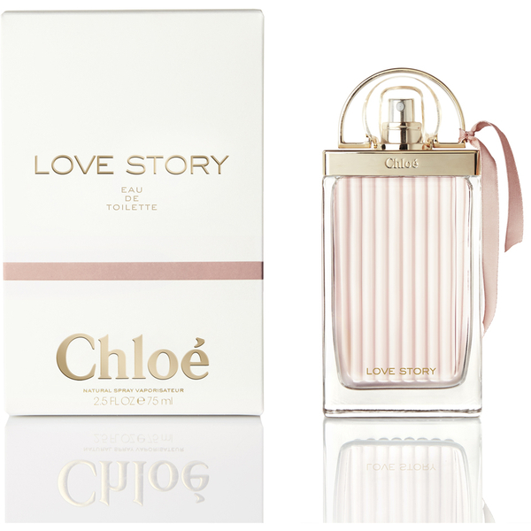 Eau de Toilette Love Story Chloé (75 ml)
