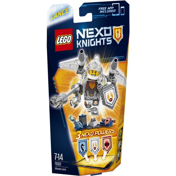 LEGO Nexo Knights: Ultimate Lance (70337)