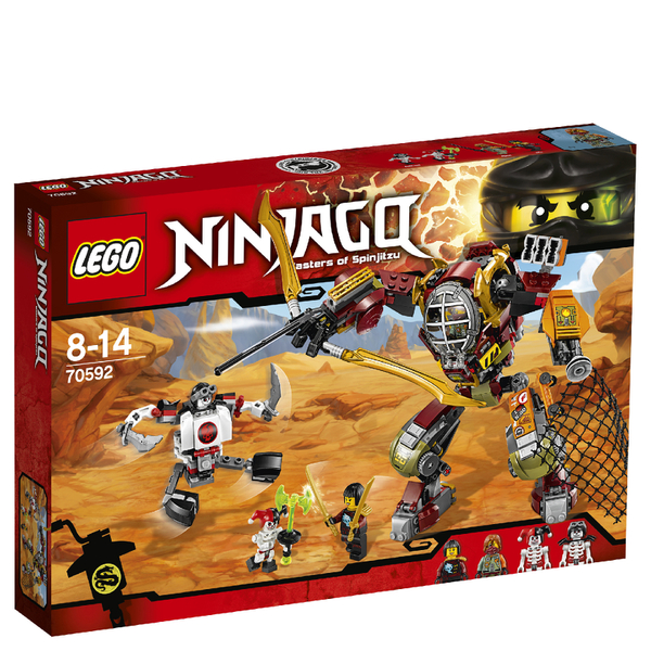 lego ninjago salvage m e c 70592 toys. Black Bedroom Furniture Sets. Home Design Ideas