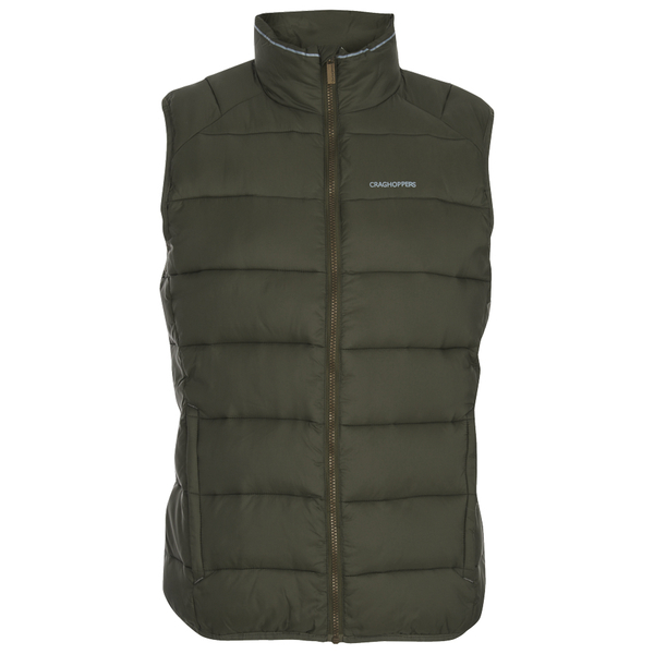 Craghoppers Men's Bennett Vest - Parka Green