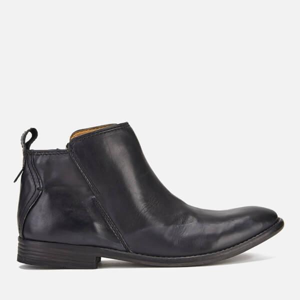 Hudson London Women's Revelin Leather Ankle Boots - Black