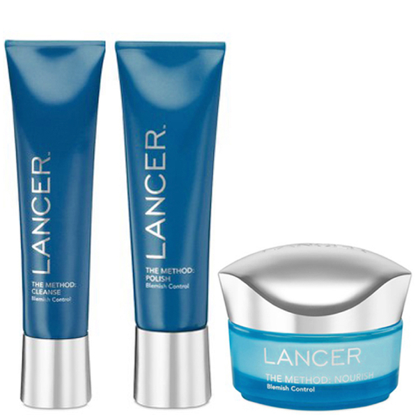 Lancer Skincare The Lancer Method Blemish Control (Worth $234.30)