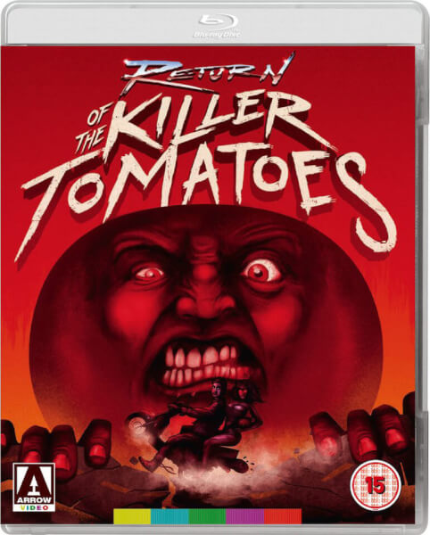 Return of the Killer Tomatoes - Dual Format (Includes DVD)