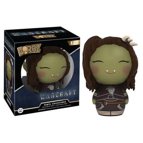 Figurine Dorbz Garona Warcraft
