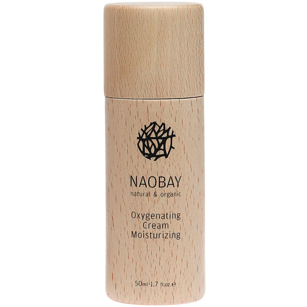 NAOBAY Oxygenating Cream Moisturiser 50ml