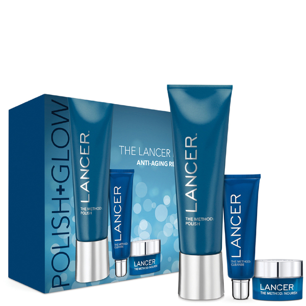 Lancer Skincare The Method: Polish & Glow (Worth $110)