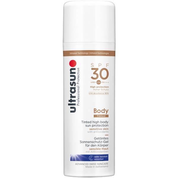 Ultrasun SPF30 Tinted Body Sun Protection (150ml)