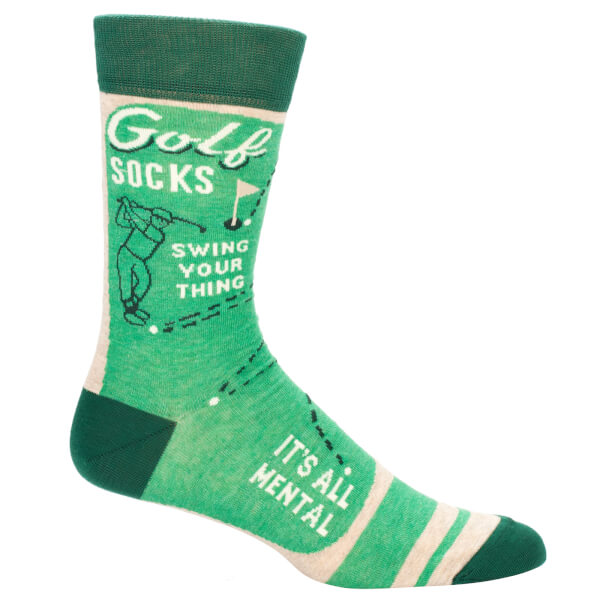 Golf Men's Socks - Multi