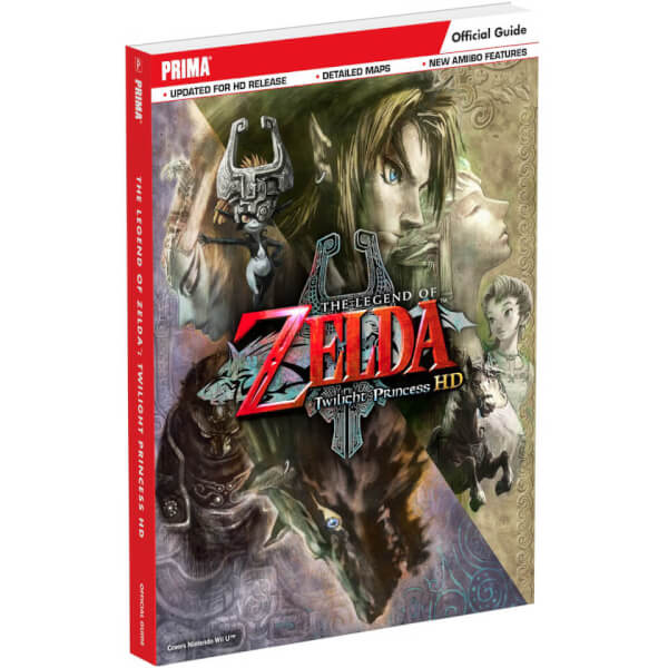 The Legend of Zelda: Twilight Princess HD Game Guide