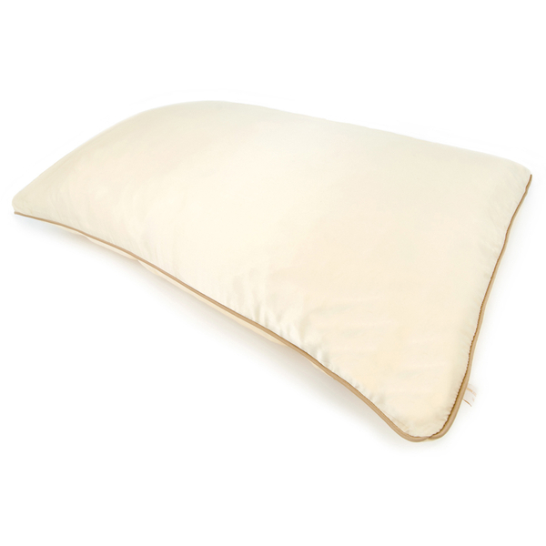 Holistic Silk Rejuvenating Anti-Ageing Silk Pillow Case - Cream