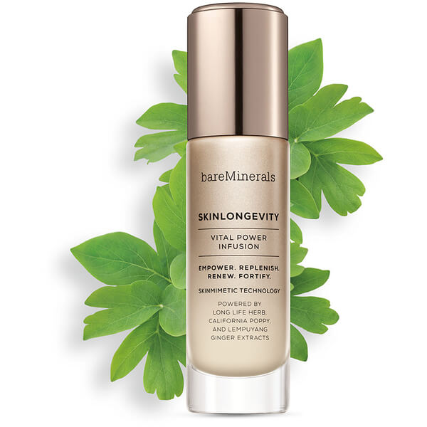 Sérum Vital Power Infusion SkinLongevity bareMinerals 50 ml