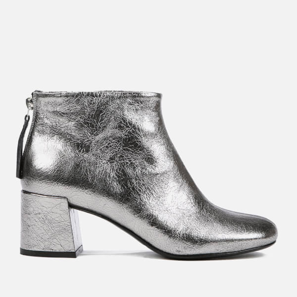 McQ Alexander McQueen Women's Pembury Boot - Light Gunmetal