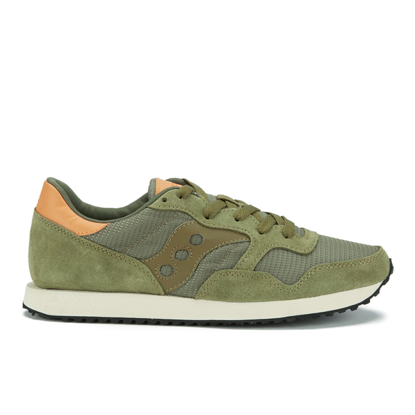 Saucony Men's DXN Trainers - Olive