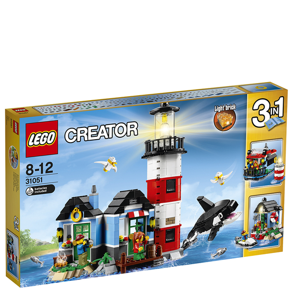 LEGO Creator: Lighthouse Point (31051)