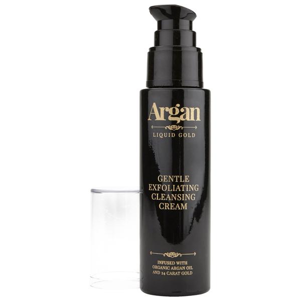 Argan Liquid Gold Gentle Exfoliating Cleansing Cream 50ml