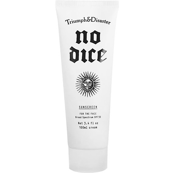 Protector Solar No Dice SPF 50 de Triumph & Disaster 100 ml