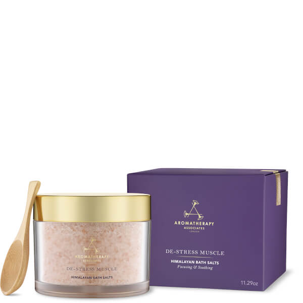Aromatherapy Associates De-Stress Muscle Himalayan Bath Salts 320g