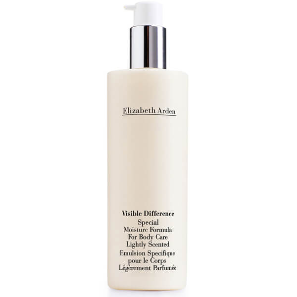 Visible Difference Moisture Formula for Body Care de Elizabeth Arden 300ml