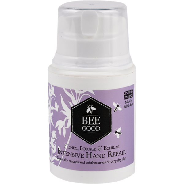 Reparador de Manos Intensivo de Miel de Borraja y Echium de Bee Good (50 ml)