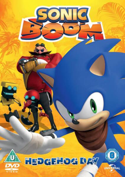 Sonic Boom: Season 1 Volume 2