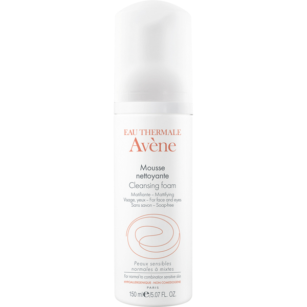 Espuma Limpiadora Avène Face Essentials (150ml)