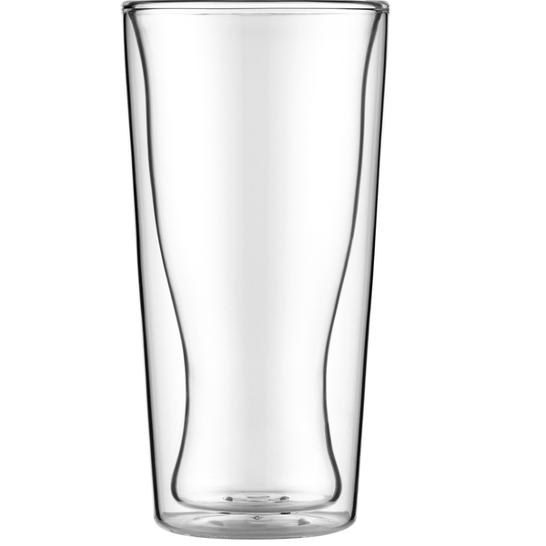 Bodum Skal Double Wall Glass - Clear