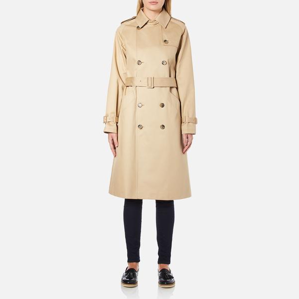 A.P.C. Women's Trench Coat - Beige