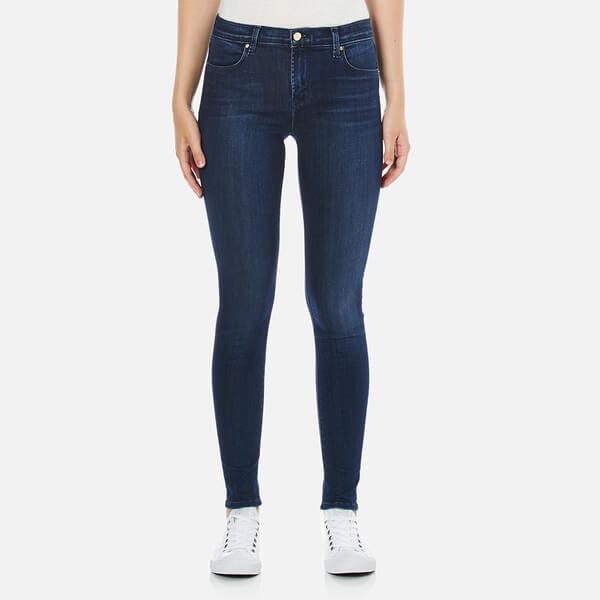 J Brand Women's Mid Rise Super Skinny Jeans - Fix