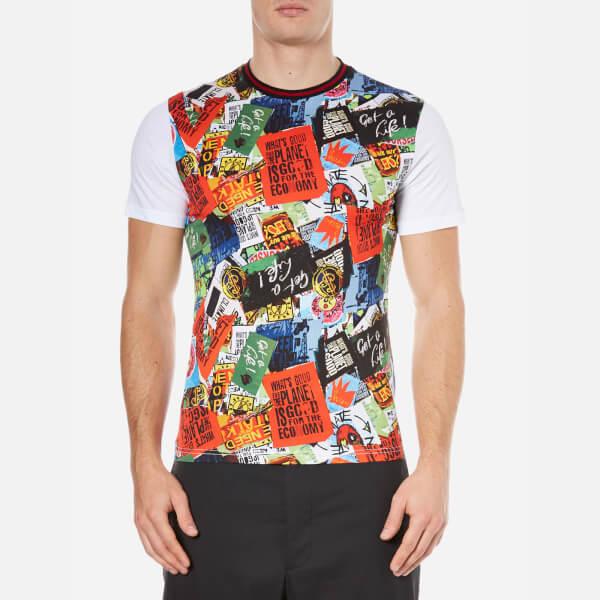 Vivienne Westwood MAN Men's Protest T-Shirt - White