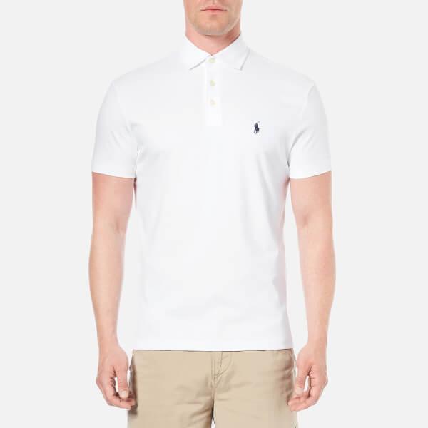 Polo Ralph Lauren Men's Pima Cotton Polo Shirt - White