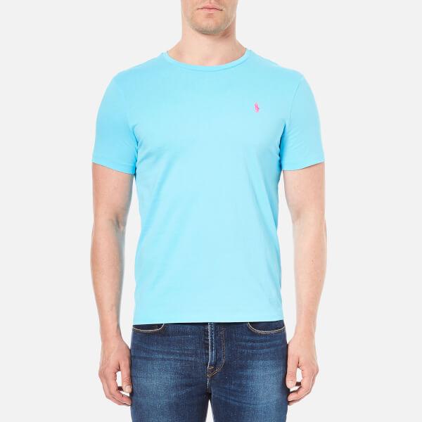 Polo Ralph Lauren Men's Crew Neck T-Shirt - Hamond Blue