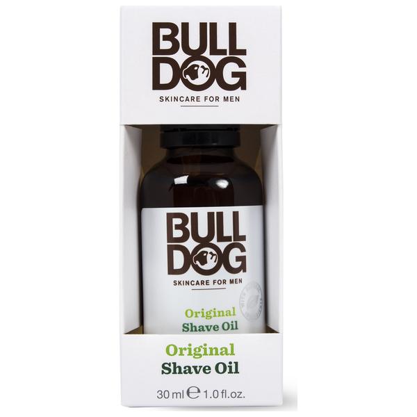 Bulldog Original Shave 油 30ml