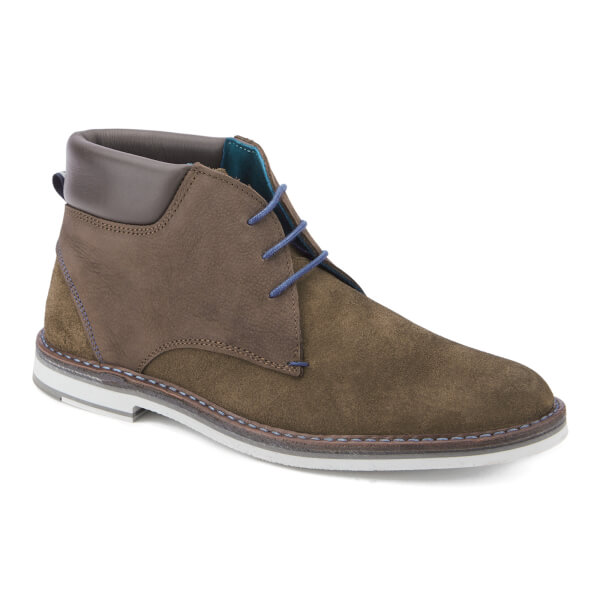 Ted Baker Men S Arkson Suede Desert Boots Brown Free