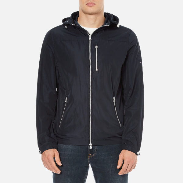 Tommy Hilfiger Men's Ken Bomber Jacket - Midnight Clothing ...