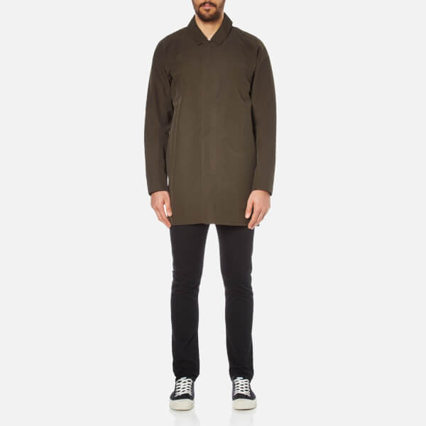 Arc'teryx Veilance Men's Partition AR Coat - Peat