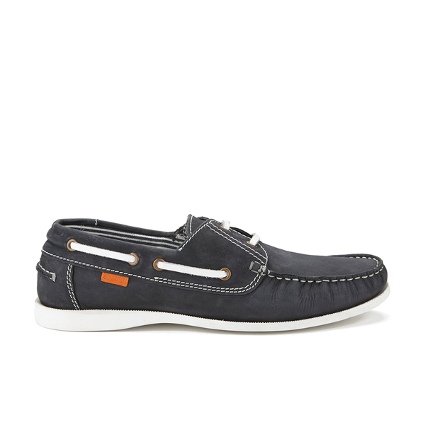 f8b202d948cb11 Superdry Men s Boat Shoes - Eclipse Navy Clothing